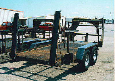 Trailer Customization & Custom Loading Assemblies For Trailers