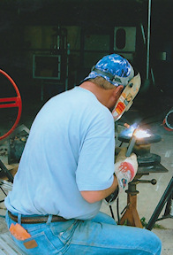 Quality Welding Quality Service Morgan Welding San